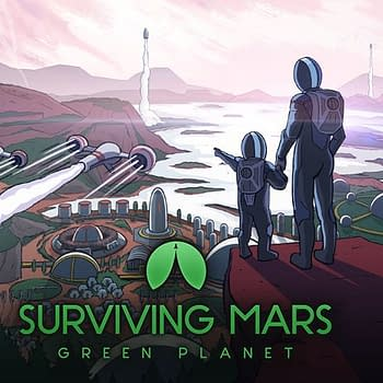 Paradox Interactive Announces Surviving Mars: Green Planet