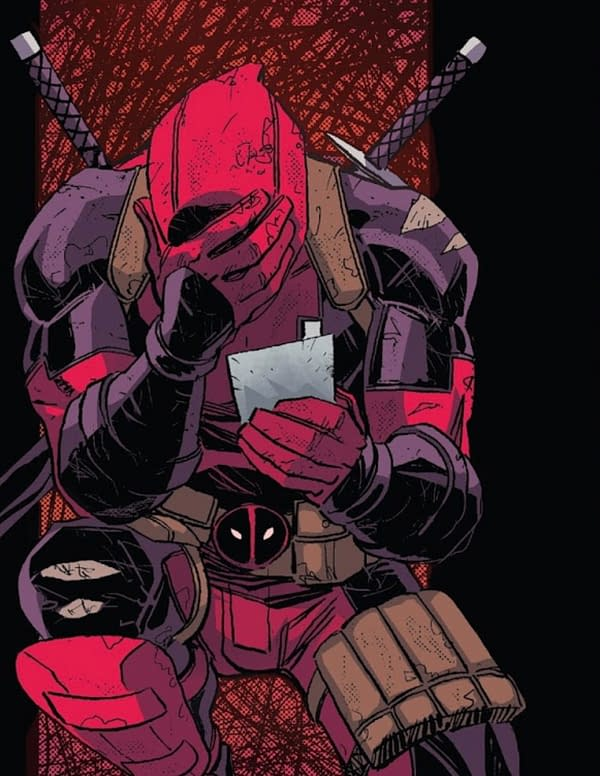 X-Men: Bland Design – The Countdown to a Relaunch Continues in Despicable Deadpool #294