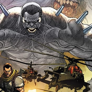 Weapon H #1 Review: Better than it has Any Right to Be