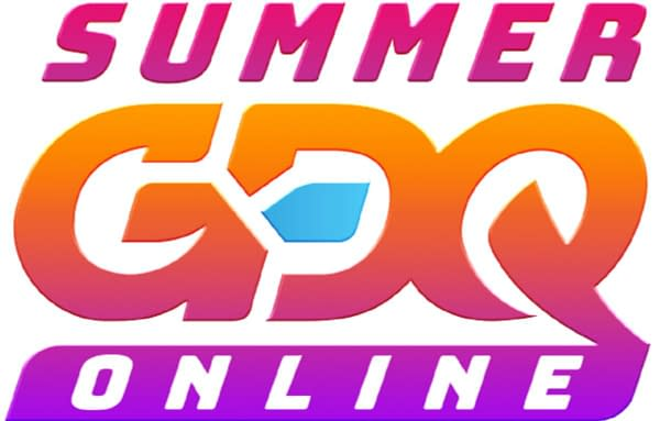 SGDQ Online will run from August 16-23, completely on Twitch.