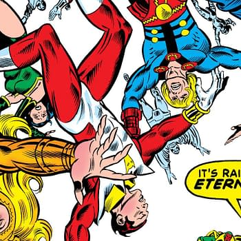 The Eternals&#8230 A Quick Guide for What You Need to Know