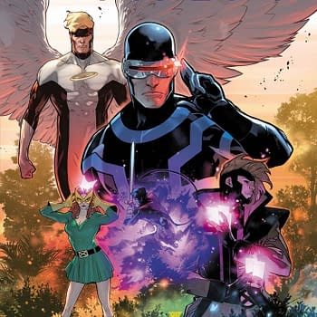 Children of the Atom, a New Dawn of X Comic Coming in April