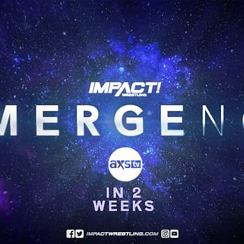 Impact Wrestling Announces 2-Week Special Event Called Emergence
