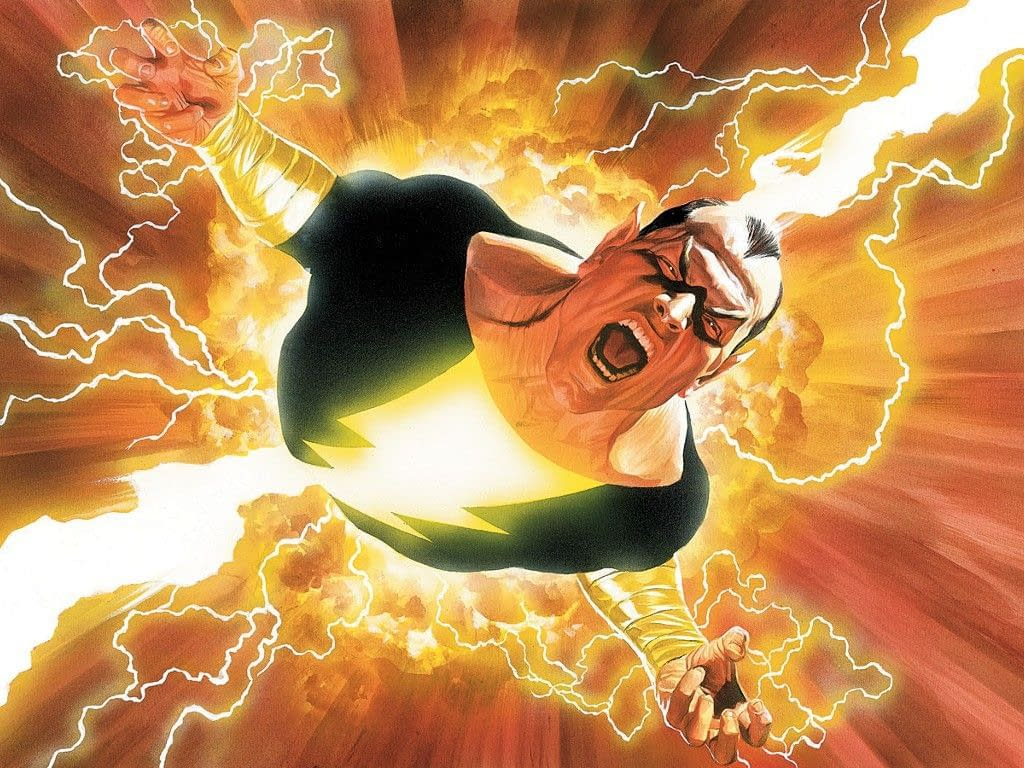Wanna Know Why The Rock's Black Adam Isn't in 'Shazam'?