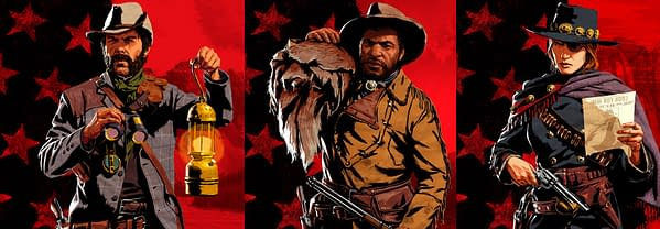"""""""Red Dead Online"""" Releases Info On Upcoming Specialist Roles"""