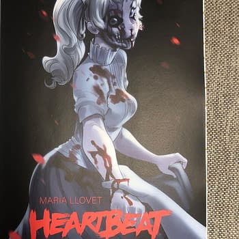Retailers Selling Heartbeat #1 One-Per-Store at Over $85 a Week Before Publication