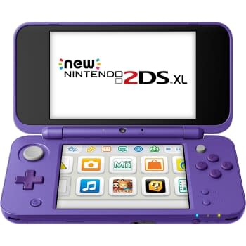 Review: Nintendos New 2DS XL Purple Edition