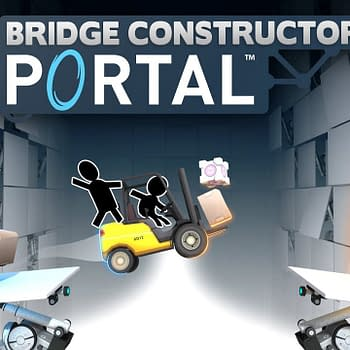 Bridge Constructor Portal art