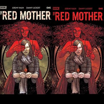 Red Mother #1 Gets a Secret Variant & A Large Overprint – Did Boom Finally Get It Right?