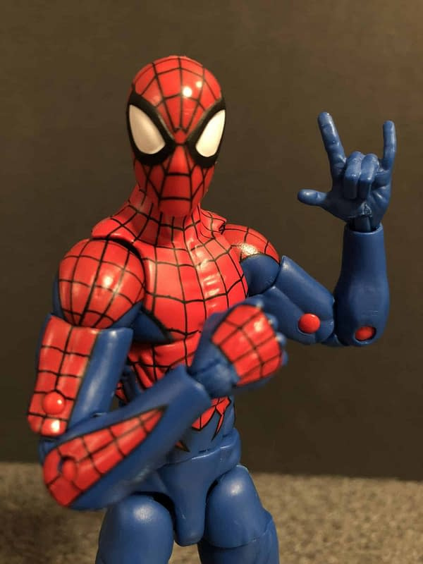 Marvel Legends Spider-Man SPDR Wave 9