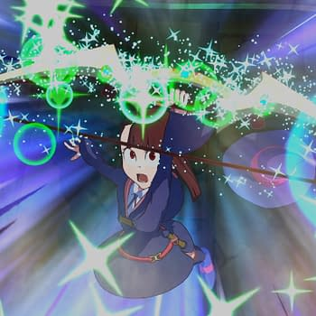 Little Witch Academia: Chamber of Time Gets a Launch Trailer