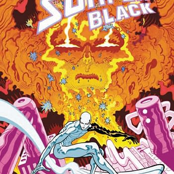 Silver Surfer Black #4