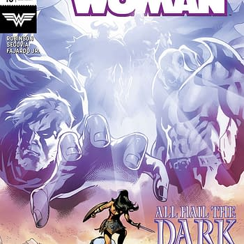 Wonder Woman #46 Review: Abandon Ye Old Gods