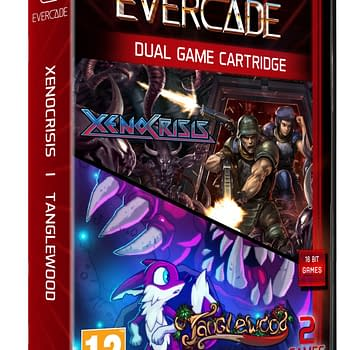 Xeno Crisis &#038 Tanglewood Receive An Evercade Cartridge Release