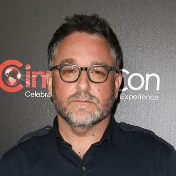 Colin Trevorrow attends the Focus Features presentation at Caesars Palace during CinemaCon on March 29, 2017 in Las Vegas, Nevada.