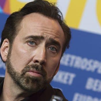 Nicolas Cage to Co-Star in Sci-Fi Martial Arts Film Jiu Jitsu