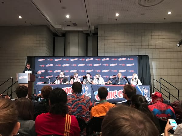 NYCC 2017 Spider-Man and his Amazing Friends panel