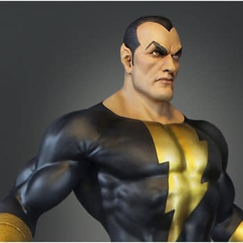 Black Adam is the Newest Villain Statue Coming from Tweeterhead