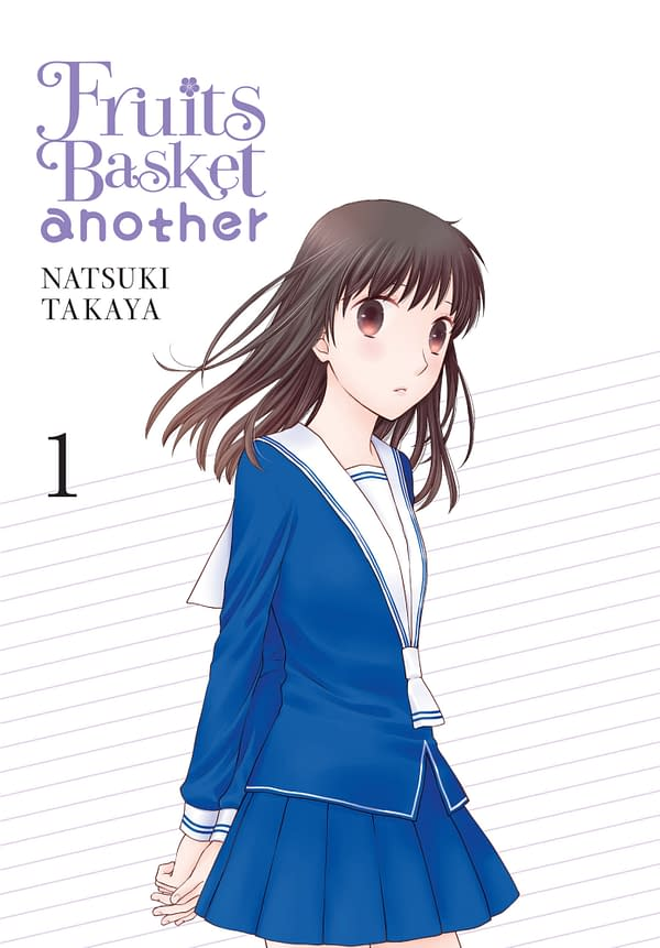 The official Fruits Basket Another Cover by Yen Press.