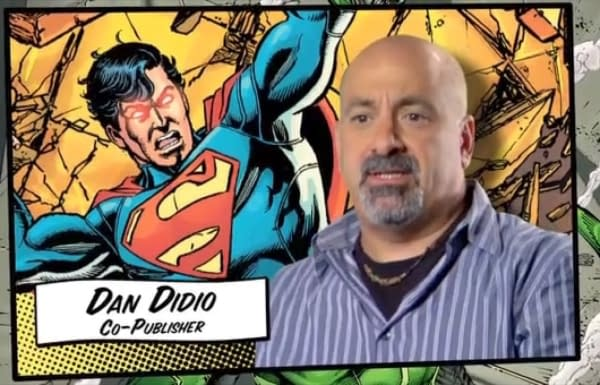 Dan Didio Calls Out Nostalgia, Speculator Marketing