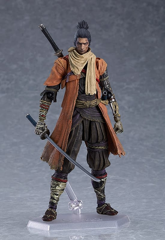 Sekiro: Shadows Dies Twice figma