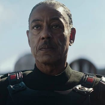 """The Mandalorian"": Giancarlo Esposito Breaks Down Season 1 Finale, Joining ""Star Wars"""
