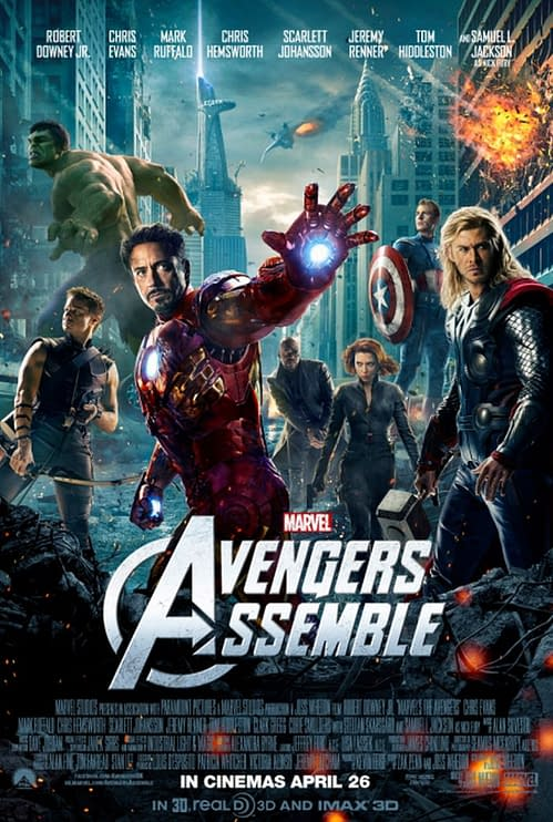 Have Marvel Retconned The Avengers On DVD Or Just Censored It?