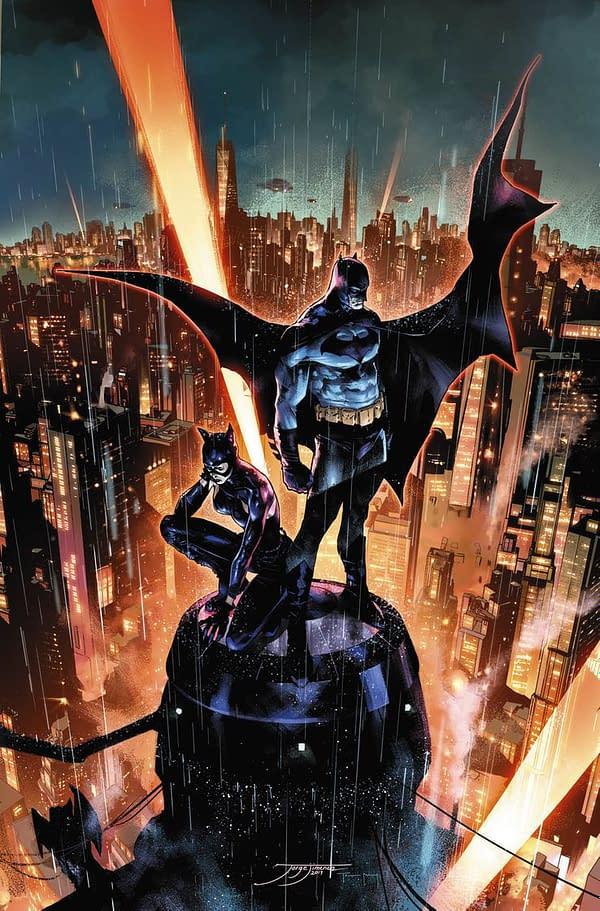 Harley Quinn Becomes Batman's Sidekick in March