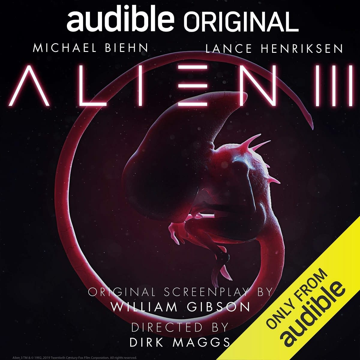 William Gibson's Alien III: The Path from Screenplay to Audio Play