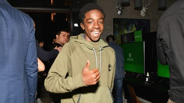 Stranger Things' Caleb McLaughlin Will Take the Xbox Game Pass Challenge on Sunday