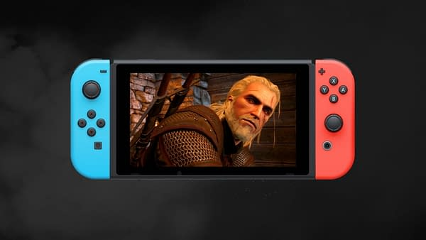 """""""The Witcher III: Wild Hunt"""" on Switch is Rad, but a Bit Blurry"""