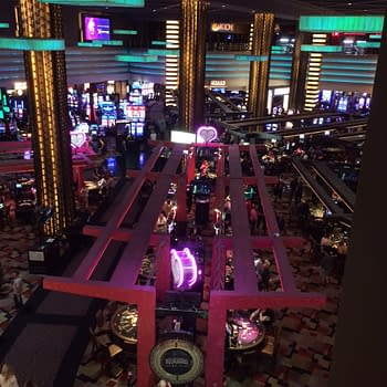 Diamond Throws an Eighties Party For Retail Summit in Vegas