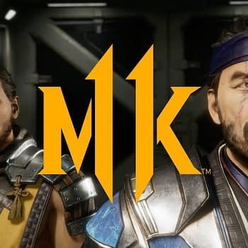 Mortal Kombat 11 has an Explosive New Launch Trailer