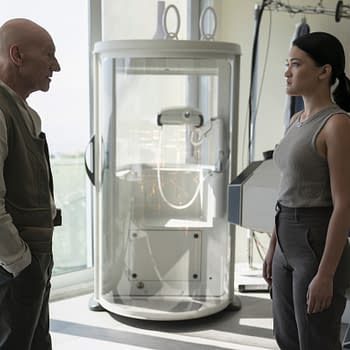 Star Trek: Picard Season 1 Et in Arcadia Ego: Part 1: Traditional Build Predictable Result [REVIEW]