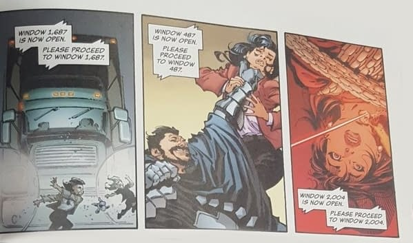 Many Deaths of Lois Lane Issue Of Walmart's 100-Page Superman Giant #7 Fetches a Premium on eBay