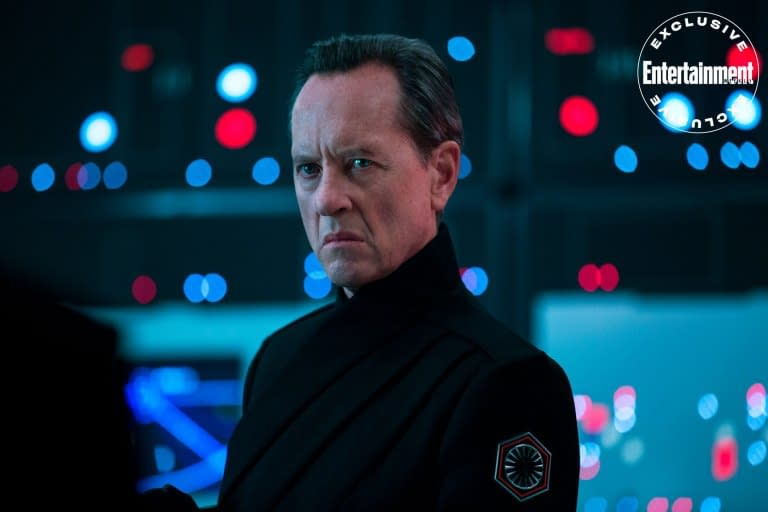 """Star Wars"": 8 New Photos from ""The Rise Skywalker"" Reveals First Look at Richard E. Grant"