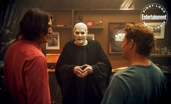 Bill & Ted Face the Music - Keanu Reeves, William Sadler and Alex Winter