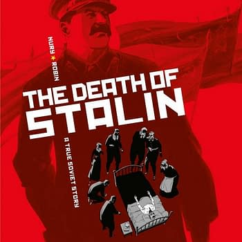 Titan To Publish The Death Of Stalin Ahead Of The Armando Iannucci Movie Announced At ComicsPRO