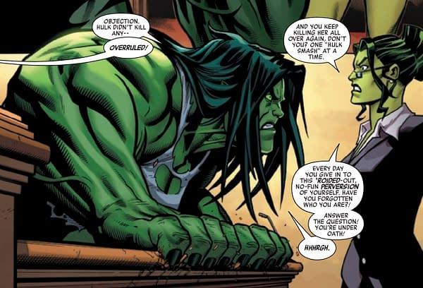 Making She-Hulk Sensational Again in Avengers #20 (Preview)