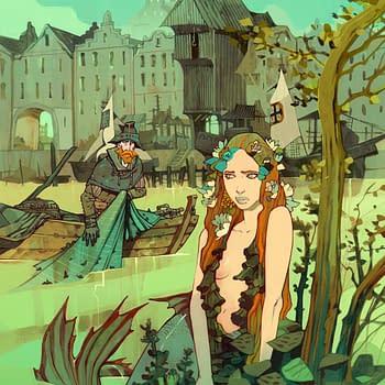 Jim Hensons The Storyteller Dives Into Mermaids for New Sirens Mini