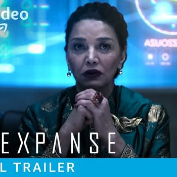 The Expanse Season 4 - Official Trailer   Prime Video