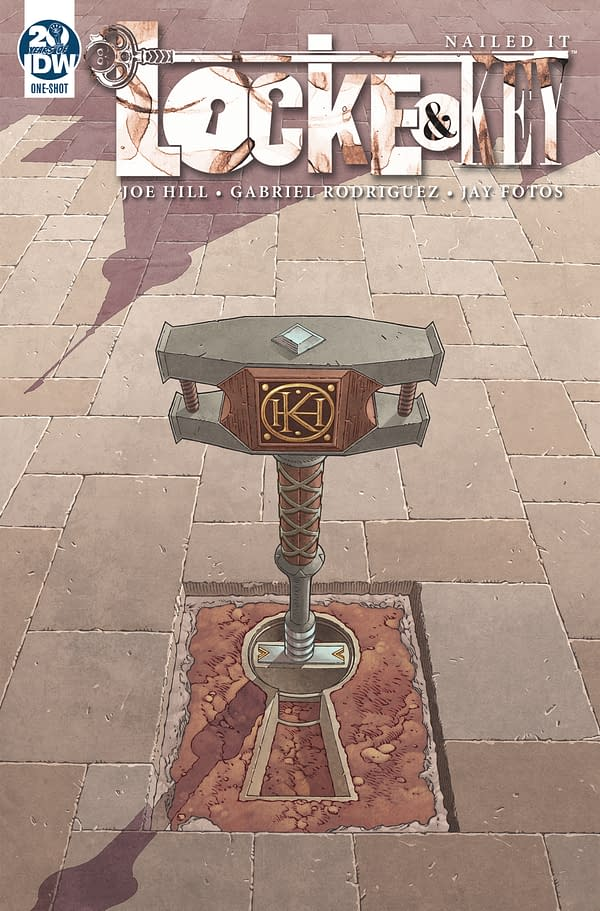 Locke & Key Changes Title, New Series by Joe Hill and Martin Simmonds to be Previewed