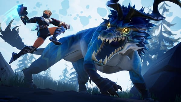 "Phoenix Labs Officially Launches The ""Dauntless"" 1.0 Update"
