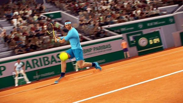 Tennis Action Comes Home with 'Tennis World Tour: Roland-Garros Edition'