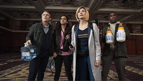 doctorwho chibnall holiday thoughts