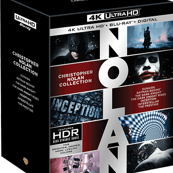The Christopher Nolan 4K Box Set Is Unreal In The Best Ways