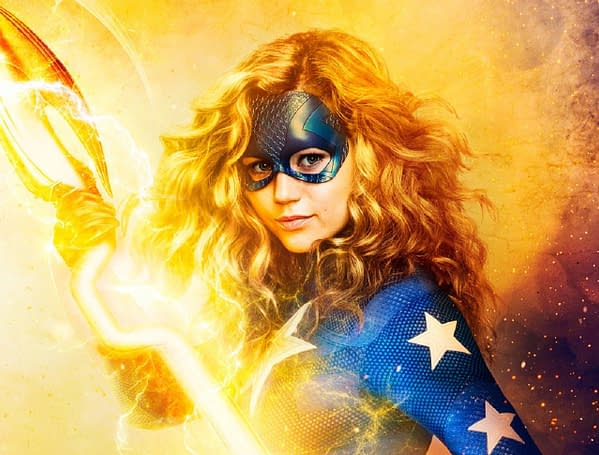 Brec Bassinger's Courtney Whitmore is ready to take flight in Stargirl, courtesy of The CW.