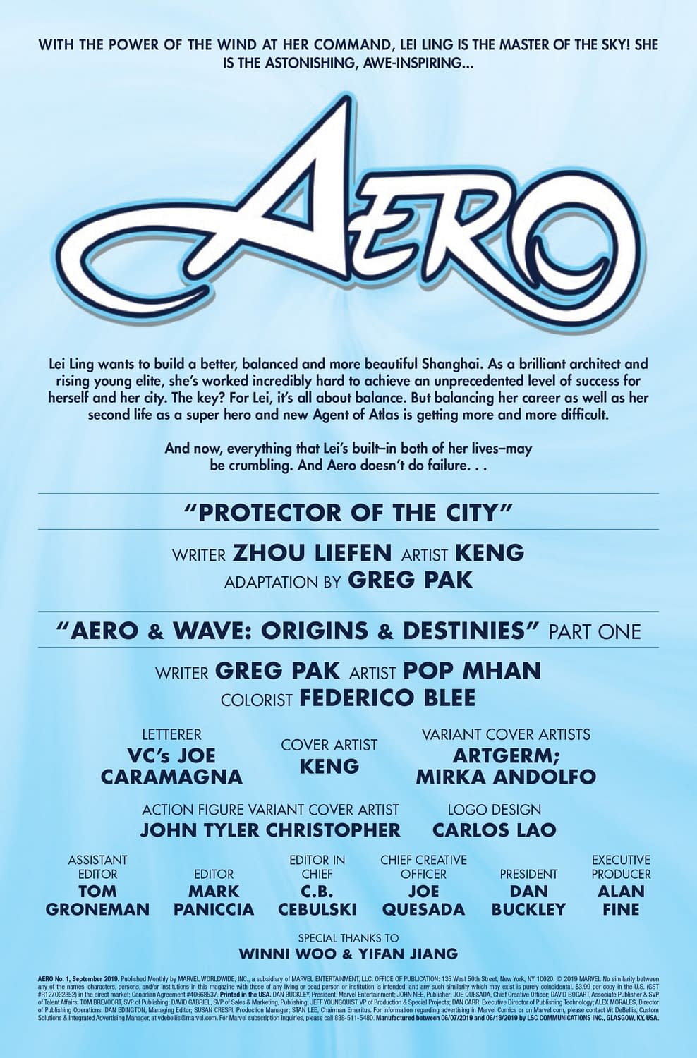 Did Someone Build a Trump Tower in Shanghai? Aero #1 Preview