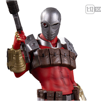Deadshot Aims up His Show With New DC Direct Statue