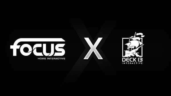 The two companies have been working together for years, courtesy of Focus Home Interactive.